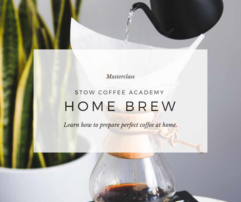 HOME BREWING MASTERCLASS
